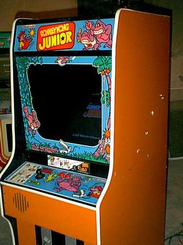 Vidiotarcade Com C 2001 Donkey Kong Jr