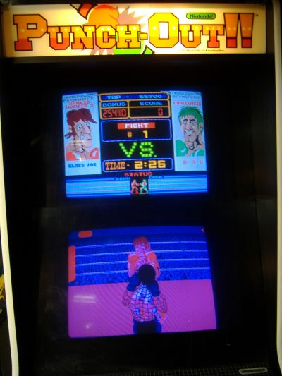 Punch-Out!! Monitors